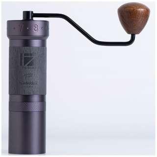 LG-1ZPRESSO-JPPRO コーヒーグラインダー JPpro ブラック