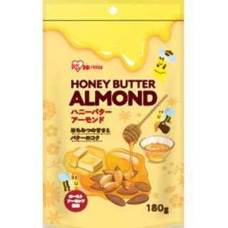 【店舗のみの販売】 ハニーバターアーモンド 180g