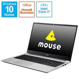 BC-NL52M8S2B-203 ノートパソコン mouse [15.6型 /intel Core i7 /SSD:256GB /メモリ:8GB]