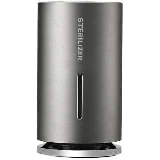 自動ディスペンサー機能付き超音波加湿器 SUNRISE グレー K119JH014Y [超音波式]