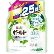 ボールド 洗濯洗剤 液体 グリーンガーデン&ミュゲの香り  詰め替え  超ジャンボ 1490g