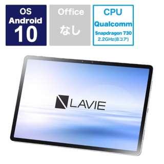 PC-T1195BAS Androidタブレット LAVIE T11シリーズ T1195/BAS(有機EL) シルバー [11.5型ワイド /ストレージ:128GB /Wi-Fiモデル]