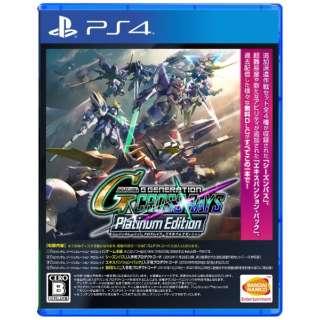 SDガンダム ジージェネレーション クロスレイズ プラチナムエディション 【PS4】