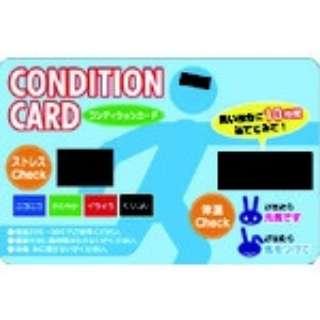 ユニット コンディションカード 10枚1組 HO-1621