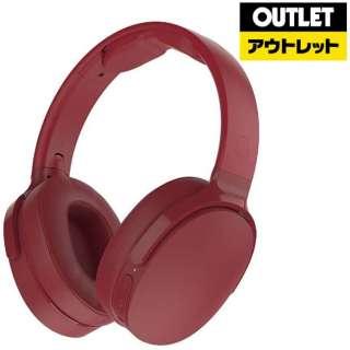 【アウトレット品】 ブルートゥースヘッドホン レッド S6HTW-K613 [リモコン・マイク対応 /Bluetooth] 【外装不良品】