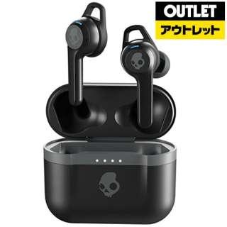 【アウトレット品】 フルワイヤレスイヤホン INDY EVO(インディエボ) TRUE BLACK S2IVW-N740 [リモコン・マイク対応 /ワイヤレス(左右分離) /Bluetooth] 【外装不良品】