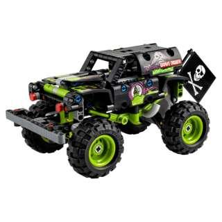 LEGO(レゴ) 42118 テクニック Monster Jam(R) グレイブ・ディガー(R)