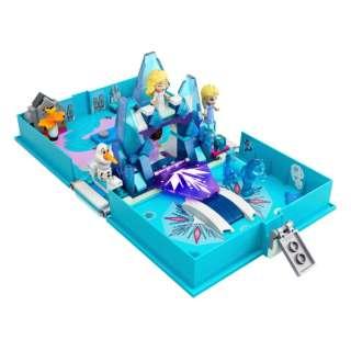 """LEGO(レゴ) 43189 ディズニープリンセス アナと雪の女王2 """"エルサとノックのストーリーブック"""""""