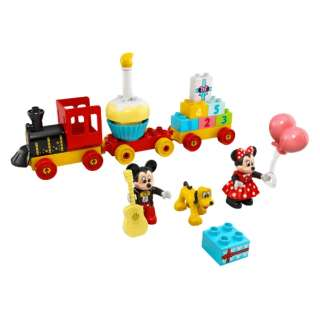 LEGO(レゴ) 10941 デュプロ ミッキーとミニーのバースデーパレード