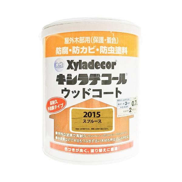 水性キシラデコール ウッド スプルース 0.7L