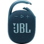 ブルートゥーススピーカー ブルー JBLCLIP4BLU [Bluetooth対応]