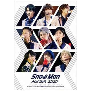 Snow Man/ Snow Man ASIA TOUR 2D.2D. 通常盤 【ブルーレイ】