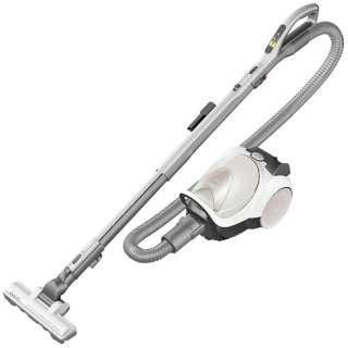 紙パック式掃除機 Be-K ライトアイボリー TC-FJ2A-C [紙パック式]