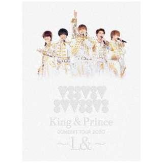 King & Prince/ King & Prince CONCERT TOUR 2020 ~L&~ 初回限定盤 【ブルーレイ】