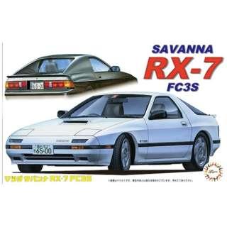 1/24 インチアップシリーズ No.29 マツダ サバンナ RX-7 FC3S '85
