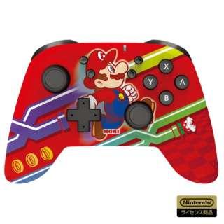 ワイヤレスホリパッド for Nintendo Switch スーパーマリオ エディション NSW-310 【Switch】