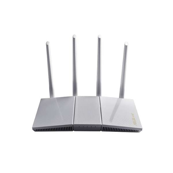 Wi-Fiルーター ホワイト RT-AX55/W [Wi-Fi 6(ax)/ac/n/a/g/b]