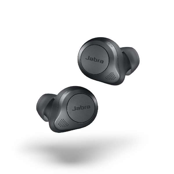 フルワイヤレスイヤホン Elite 85t グレー 100-99190003-40 [リモコン・マイク対応 /ワイヤレス(左右分離) /Bluetooth /ノイズキャンセリング対応]