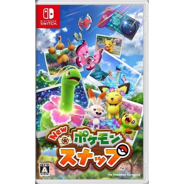 New ポケモンスナップ 【Switch】