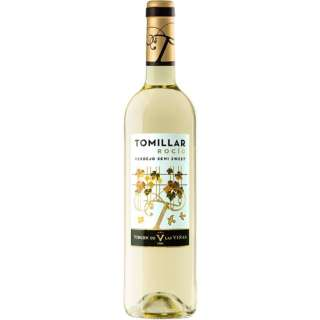 トミラー ブランコ ベルデホ セミスイート 2019 750ml【白ワイン】