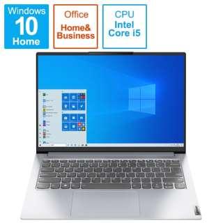 82FX000DJP ノートパソコン Yoga Slim 750i Pro ライトシルバー [14.0型 /intel Core i5 /メモリ:8GB /SSD:512GB /2021年2月モデル]