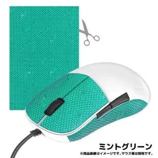マウス用グリップテープ DSPマウスグリップ ミントグリーン DSPMG197