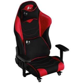 BCGX-530-RD ゲーミング座椅子 レッド