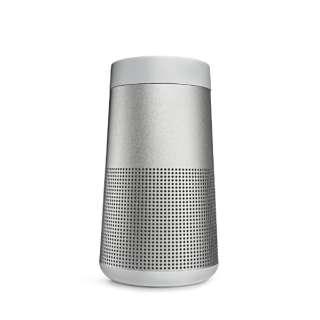 ブルートゥーススピーカー SoundLink Revolve II ラックスシルバー SLINKREVSLVII [Bluetooth対応 /防滴]