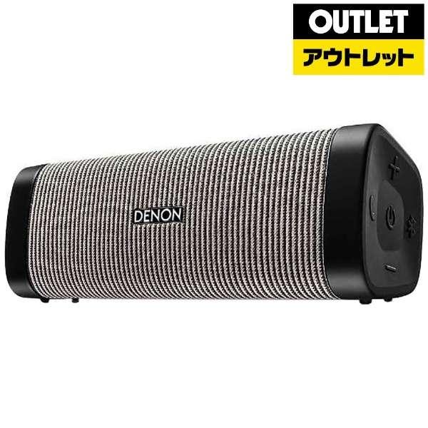 【アウトレット品】 ブルートゥーススピーカー デノン アウトレット DSB250BTBGEM [Bluetooth対応 /防水] 【外装不良品】