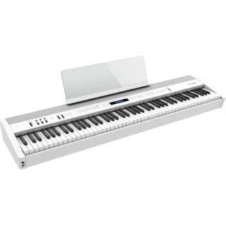 ポータブル・ピアノ FPシリーズ ホワイト FP-60X-WH [88鍵盤]