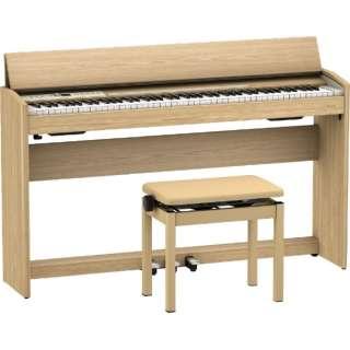 電子ピアノ Fシリーズ ライトオーク F701-LA [88鍵盤]