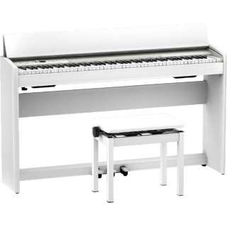 電子ピアノ Fシリーズ ホワイト F701-WH [88鍵盤]