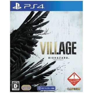 BIOHAZARD VILLAGE 【PS4】