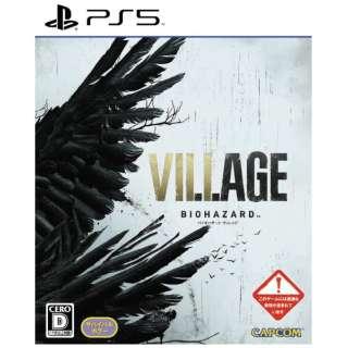 BIOHAZARD VILLAGE 【PS5】