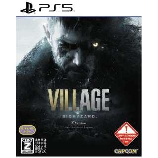 BIOHAZARD VILLAGE Z Version 【PS5】