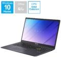 ノートパソコン ASUS E510MA スターブラックメタル E510MA-EJ200T [15.6型 /intel Celeron /メモリ:4GB /eMMC:128GB /2021年2月モデル]