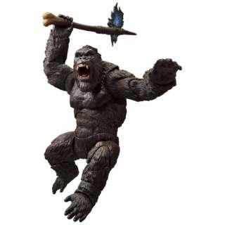 S.H.MonsterArts KONG FROM GODZILLA VS. KONG(2021) 【発売日以降のお届け】