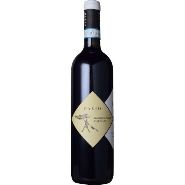 チートラ・ヴァーニ パリオ モンテプルチアーノ・ダブルッツォ 750ml【赤ワイン】