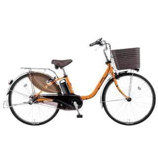 電動アシスト自転車 ビビ・DX サニーオレンジ BE-ELD636K [26インチ /3段変速] 【組立商品につき返品不可】