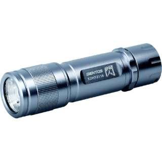 GENTOS 閃シリーズ フラッシュライト KDHT-2114 [LED /単4乾電池×3 /防水]