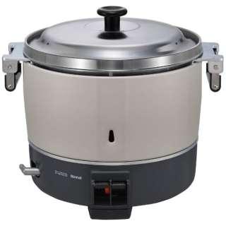業務用ガス炊飯器 6.0L(3升)タイプ プロパンガス(LPG)φ9.5ガス用ゴム管接続 RR-300C [3升]