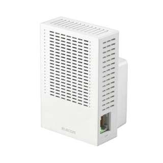 WTC-C1167GC-W 無線LAN(Wi-Fi)中継機 【コンセント直挿型】867+300Mbps ホワイト [ac/n/a/g/b]