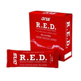 R.E.D. レボリューショナリーエネルギードリンク【ブラッドオレンジ風味/16g×10袋】D20000340905