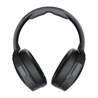 ブルートゥースヘッドホン HESH ANC TRUE BLACK S6HHW-N740 [リモコン・マイク対応 /Bluetooth /ノイズキャンセリング対応]