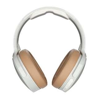 ブルートゥースヘッドホン HESH ANC MOD WHITE S6HHW-N747 [リモコン・マイク対応 /Bluetooth /ノイズキャンセリング対応]