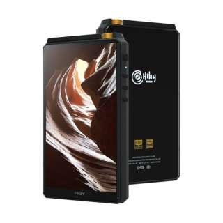 ハイレゾポータブルプレーヤー ブラック NEWR6BLACK [ハイレゾ対応 /64GB]