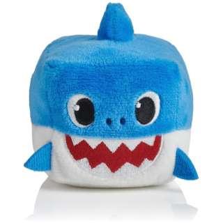 Plush Cube Daddy Shark
