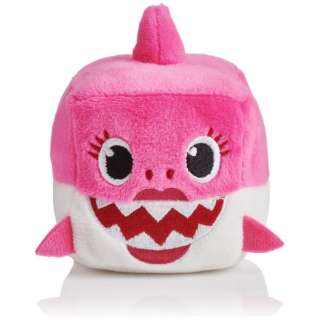 Plush Cube Mommy Shark