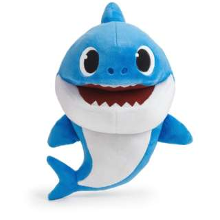 Song Puppet with Tempo Control Daddy Shark