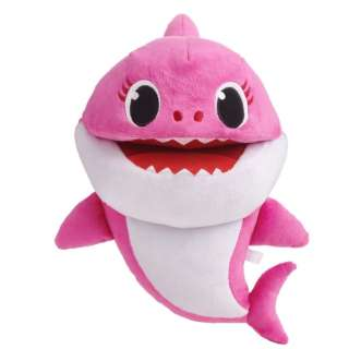 Song Puppet with Tempo Control Mommy Shark